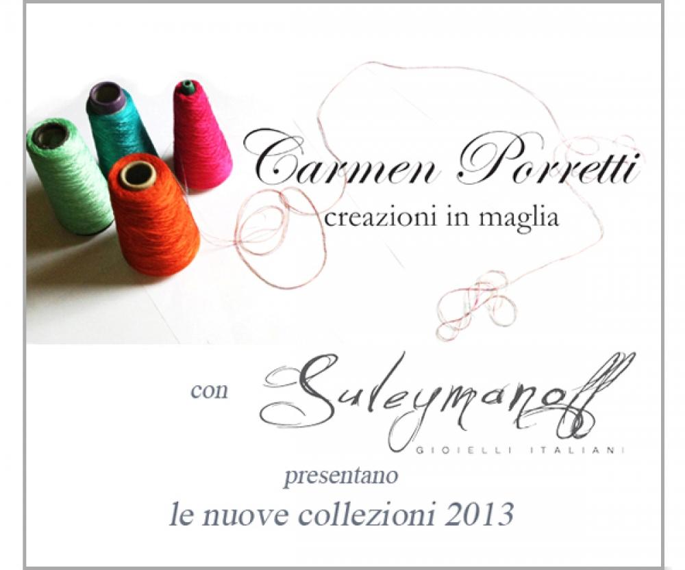 CARMEN PORRETTI - MILANO
