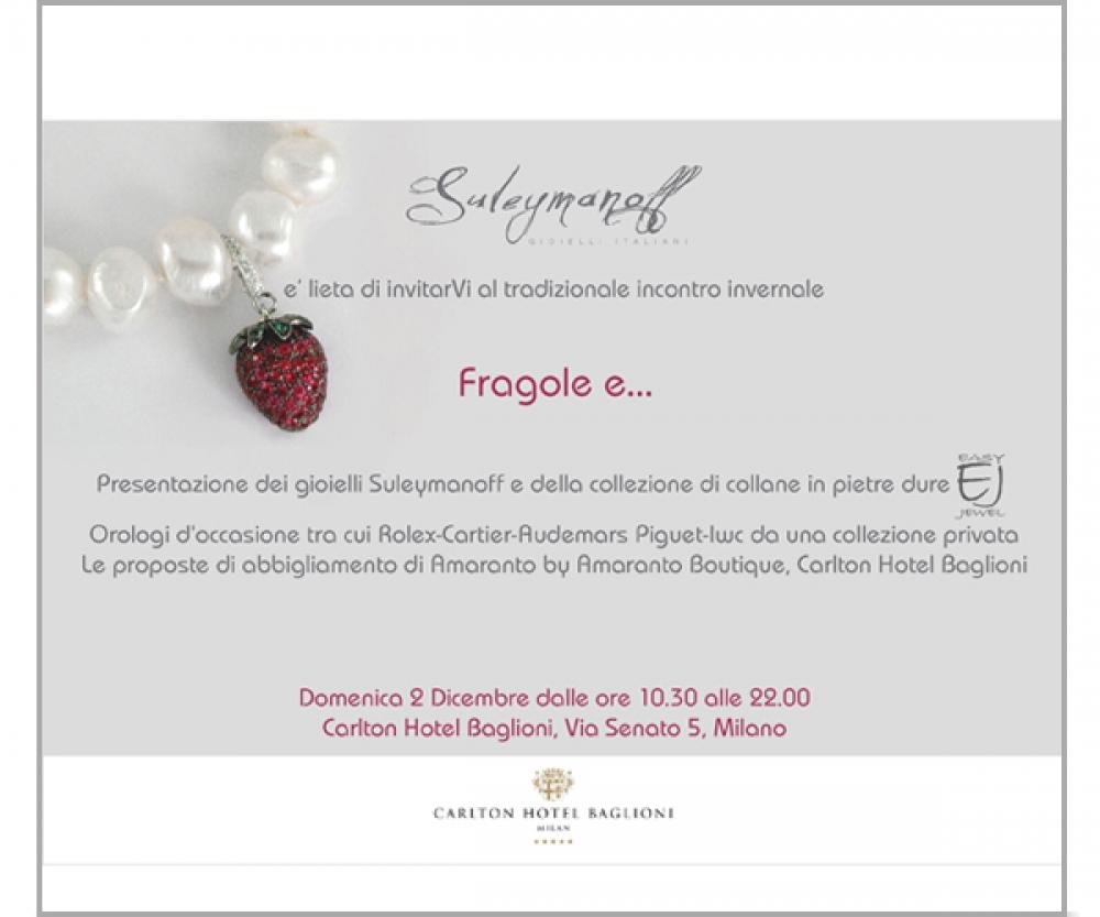 FRAGOLE E... - MILANO