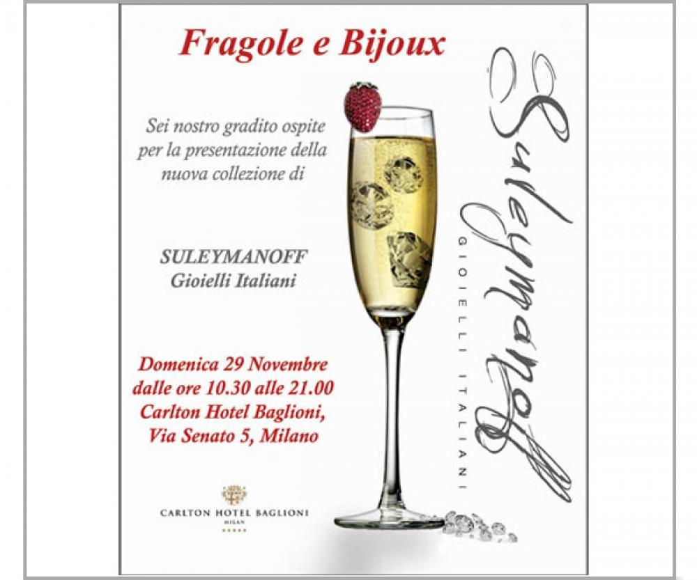 FRAGOLE E BIJOUX - MILANO
