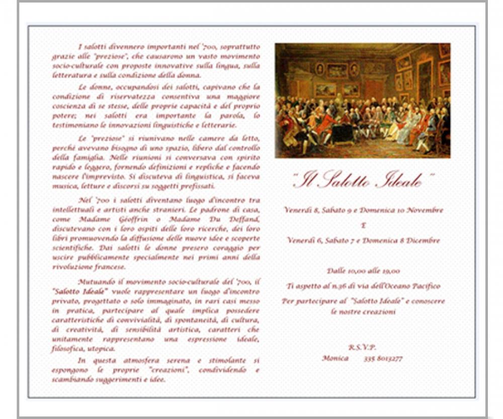 SALOTTO IDEALE - ROMA