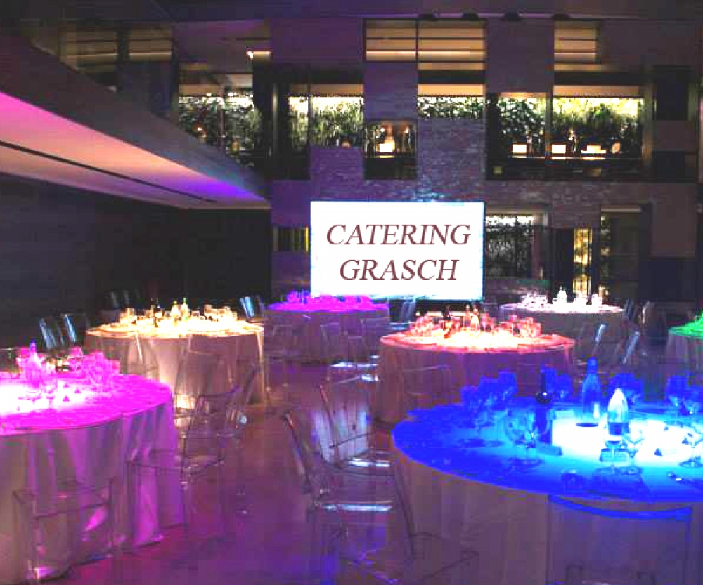 CATERING GRASCH - MILANO